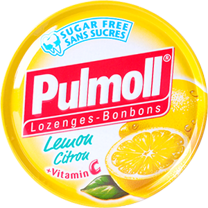 Pulmoll Citron